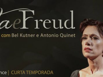 """Reestreia """"Hilda e Freud"""" no Rio de Janeiro"""