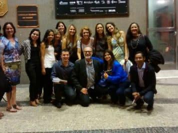"""Rio de Janeiro – Psicólogo e psicanalista de Varginha e grupo Interfaces participaram de """"Hilda e Freud"""""""