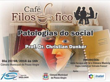 Conferência de psicanalista da USP será transmitida, ao vivo, por Janilton Psicólogo