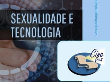 [Evento] Cine Divã discutirá sobre sexualidade e tecnologia