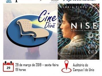Cine Divã tratará sobre a loucura em edição especial
