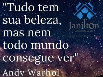 [NO DIVÃ] BELEZA – ANDY WARHOL