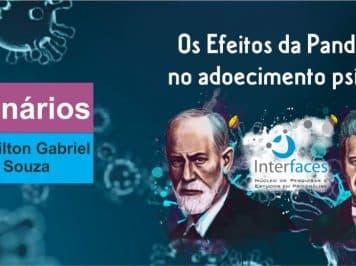 [10-maio] O psicanalista Me. Janilton iniciará o Seminário – Os Efeitos da Pandemia no adoecimento psíquico