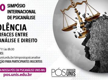 [Evento] 2º Simpósio Internacional de Psicanálise: Violências – Interfaces entre Psicanálise e Direito