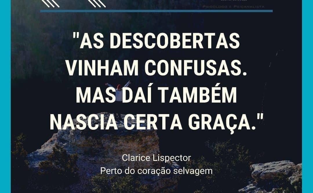 [NO DIVÃ] Especial Clarice Lispector
